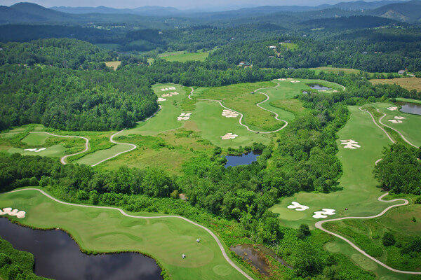 Brasstown Valley Course Tour