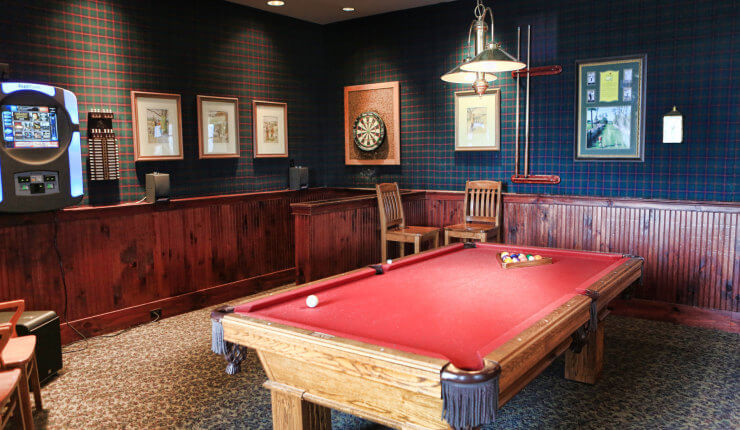 Brasstown Valley Resort and Spa - Billiards Room