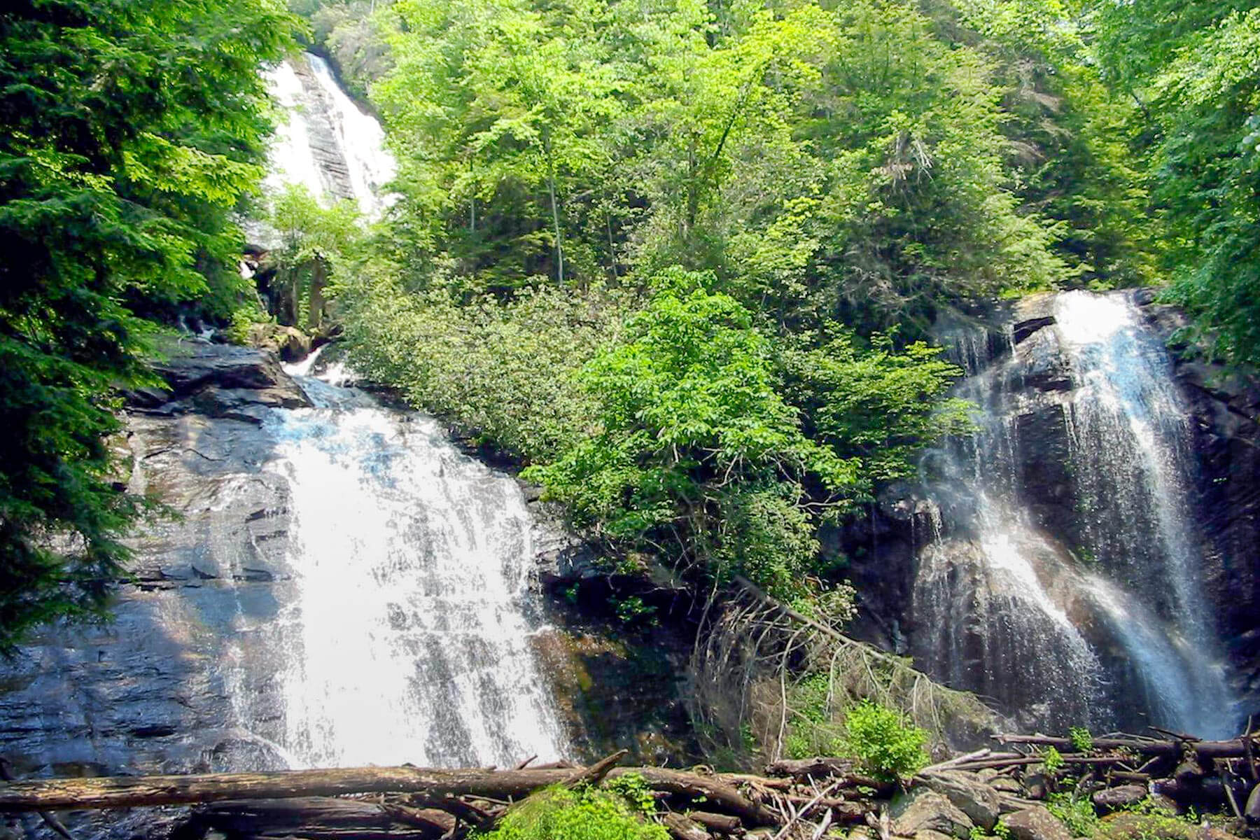 Brasstown Valley Exclusive Trips And Excursions Breathtaking Waterfalls