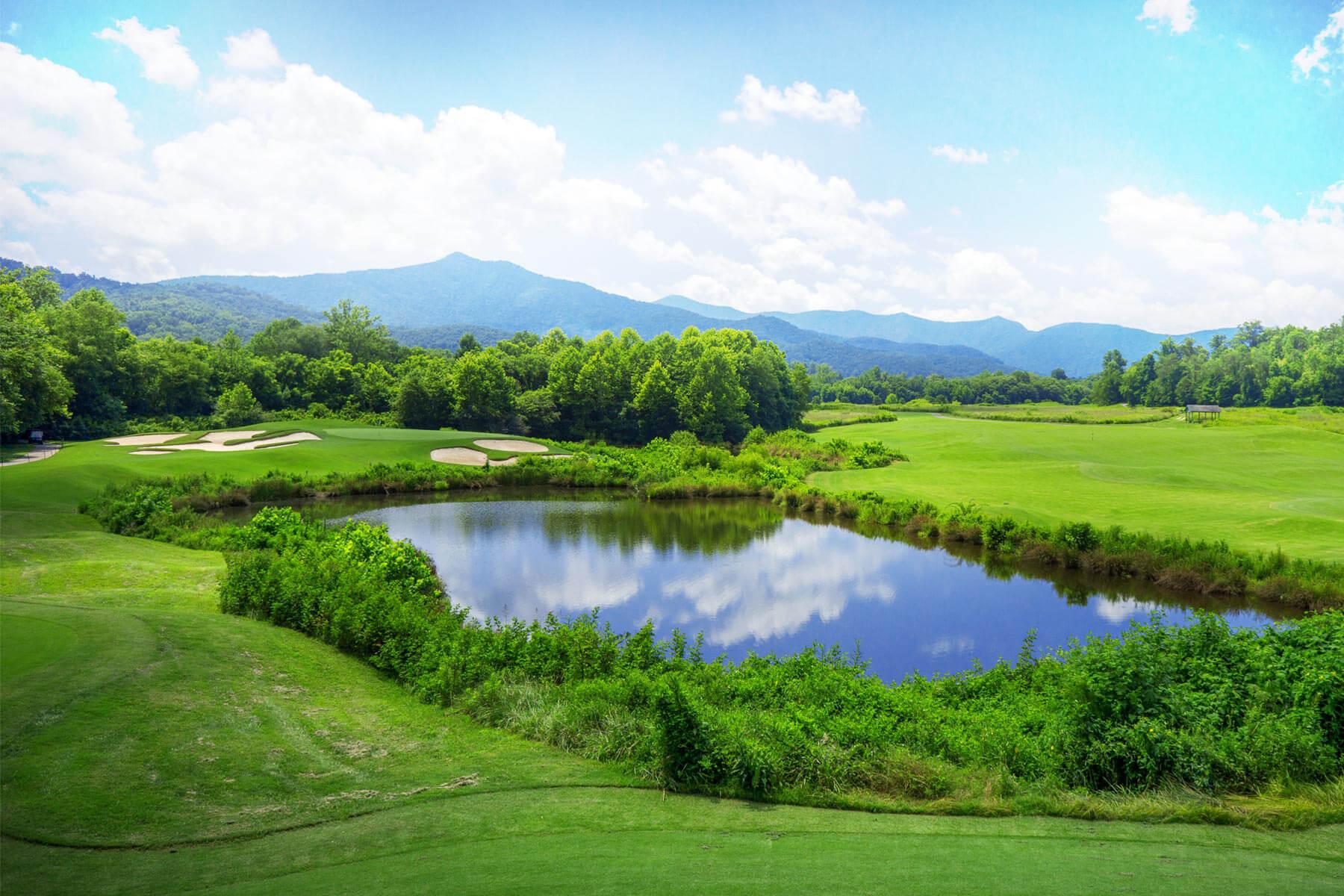 Brasstown Valley Golf The Course 2