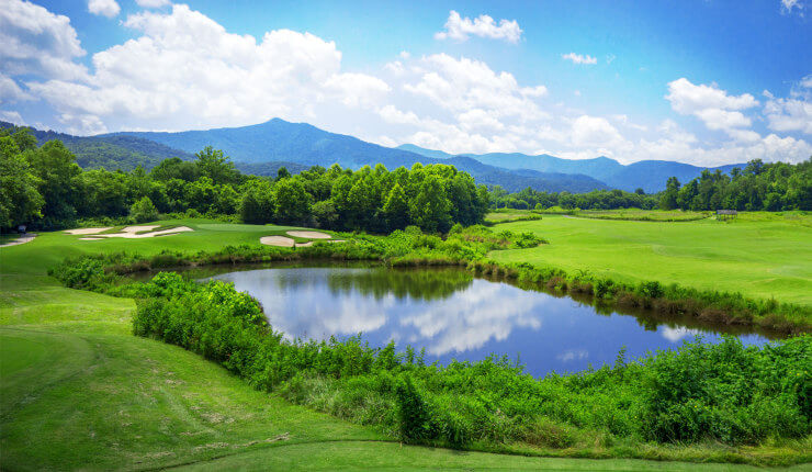 Brasstown Valley Golf The Course