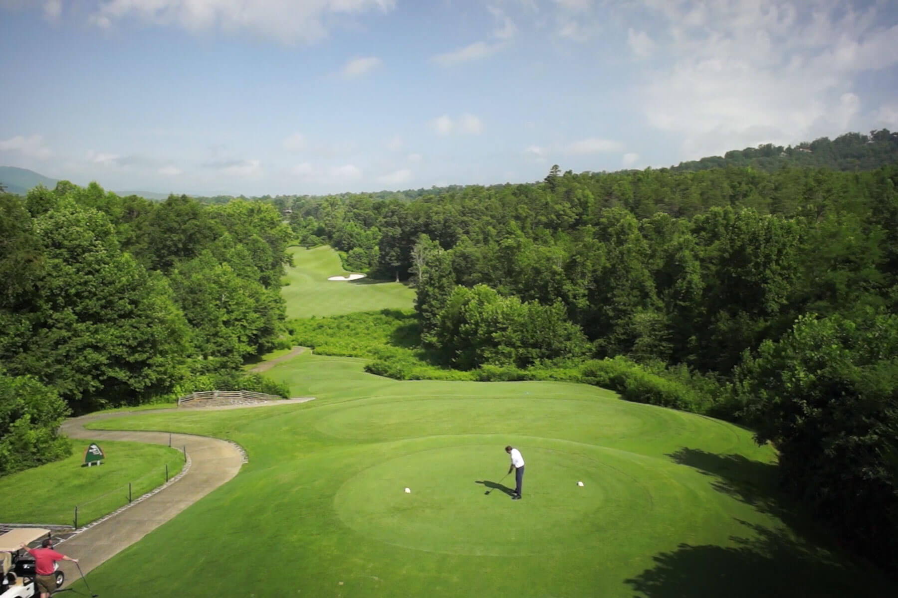 Brasstown Valley Packages And Specials Traditional Golf Packages