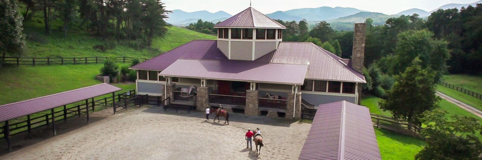 Brasstown Valley Stables 2