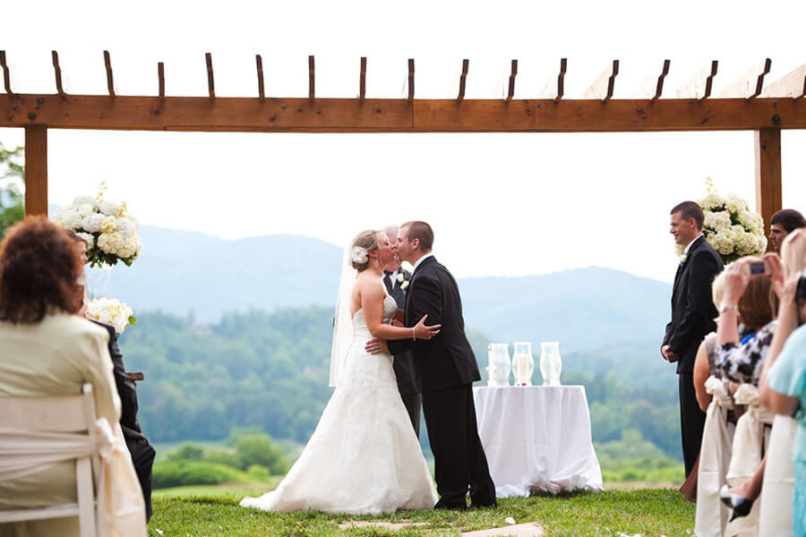 Brasstown Valley Weddings Venues