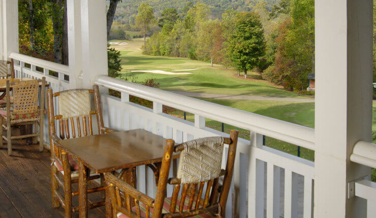 Brasstown Valley Resort and Spa - Dining - Golfing