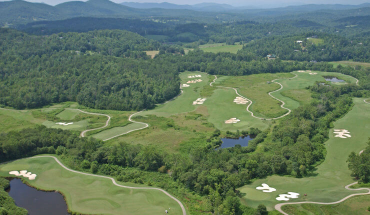 brasstown valley golf arial course2