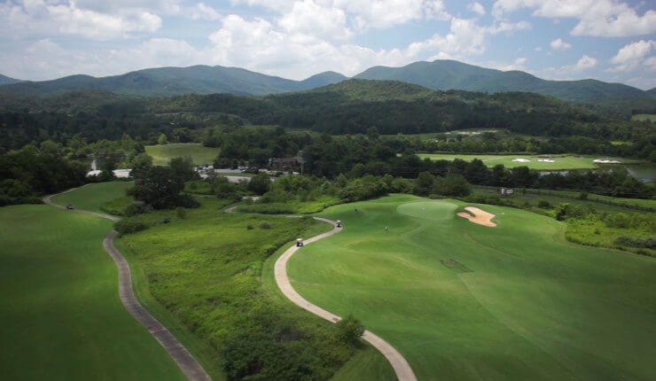 brasstown valley golf arial course3
