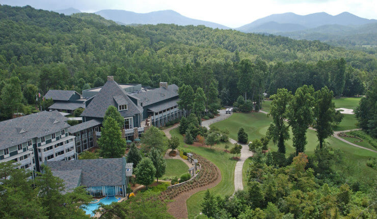 brasstown valley golf arial resort