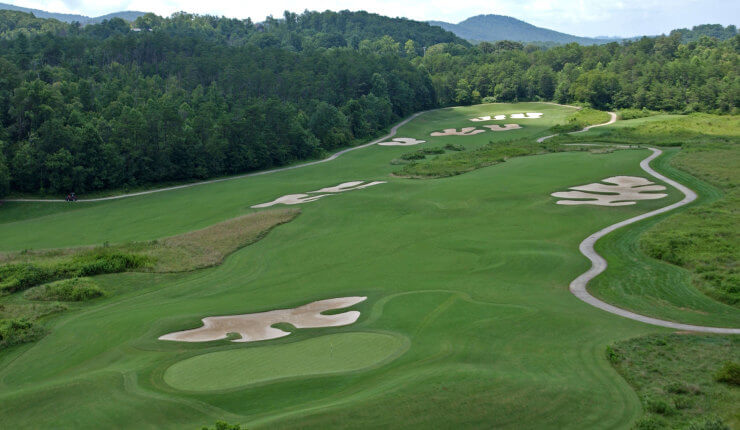 Brasstown Valley Resort and Spa - Activities - Golf Course