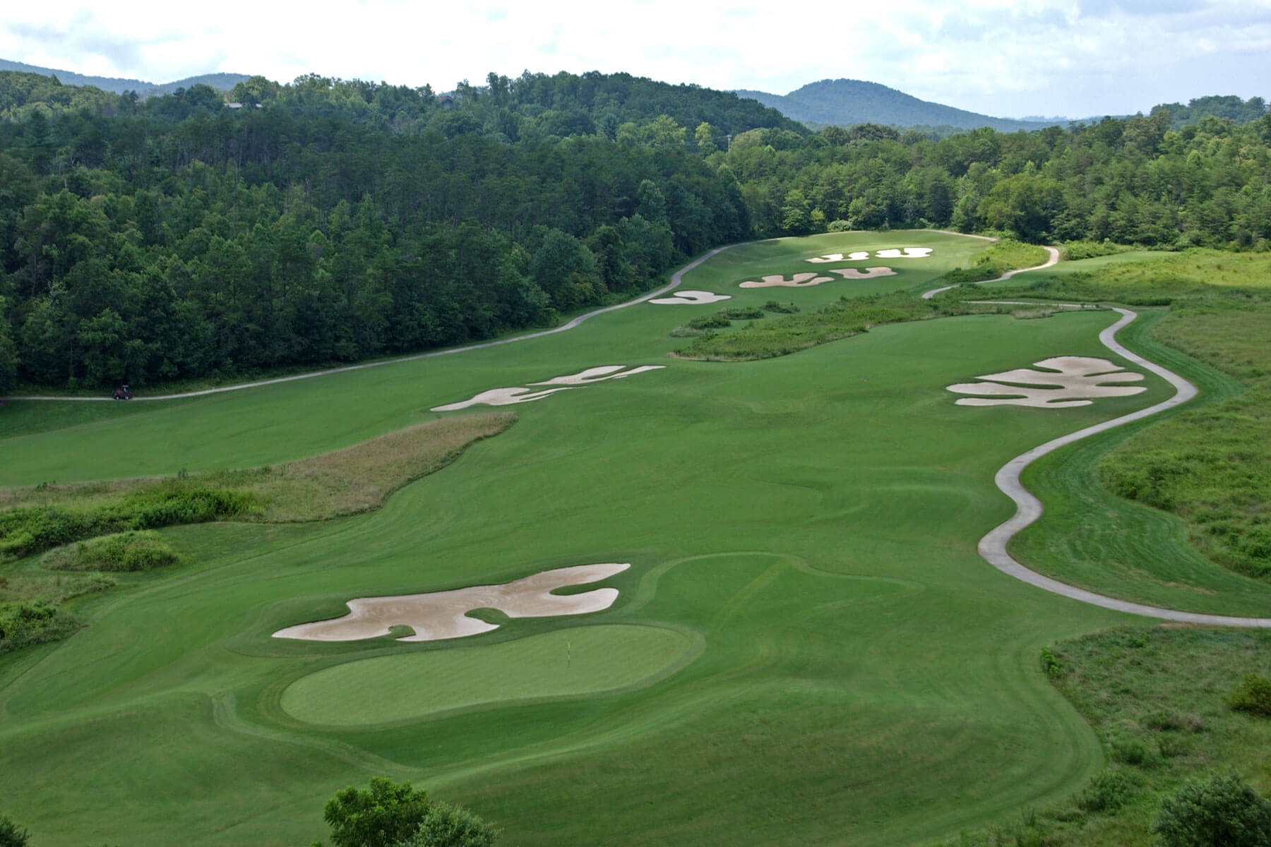 brasstown valley golf course
