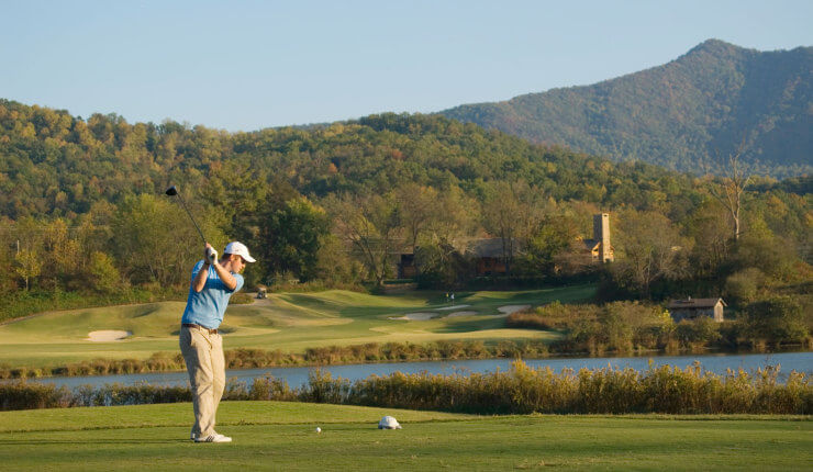 brasstown valley golf tee