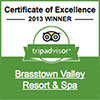 Trip-Advisor-Certificate-2013-North-Georgia-Resorts