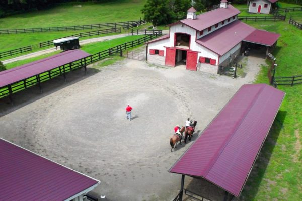 Brasstown Valley Stables Overview1