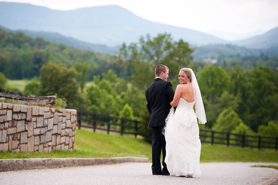 Brasstown Valley Wedding Packages Appalachian Wedding Package