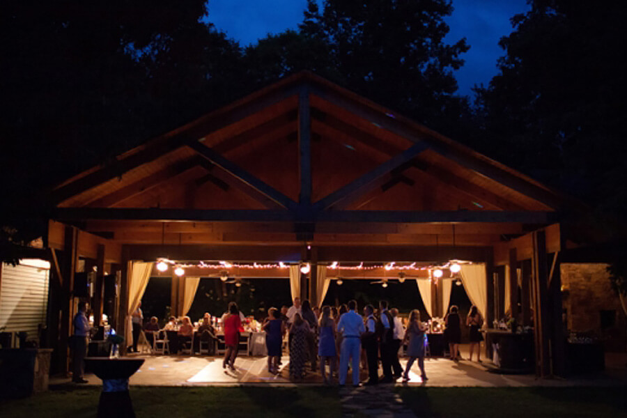Brasstown Valley Wedding Packages Rehearsal Dinner Package