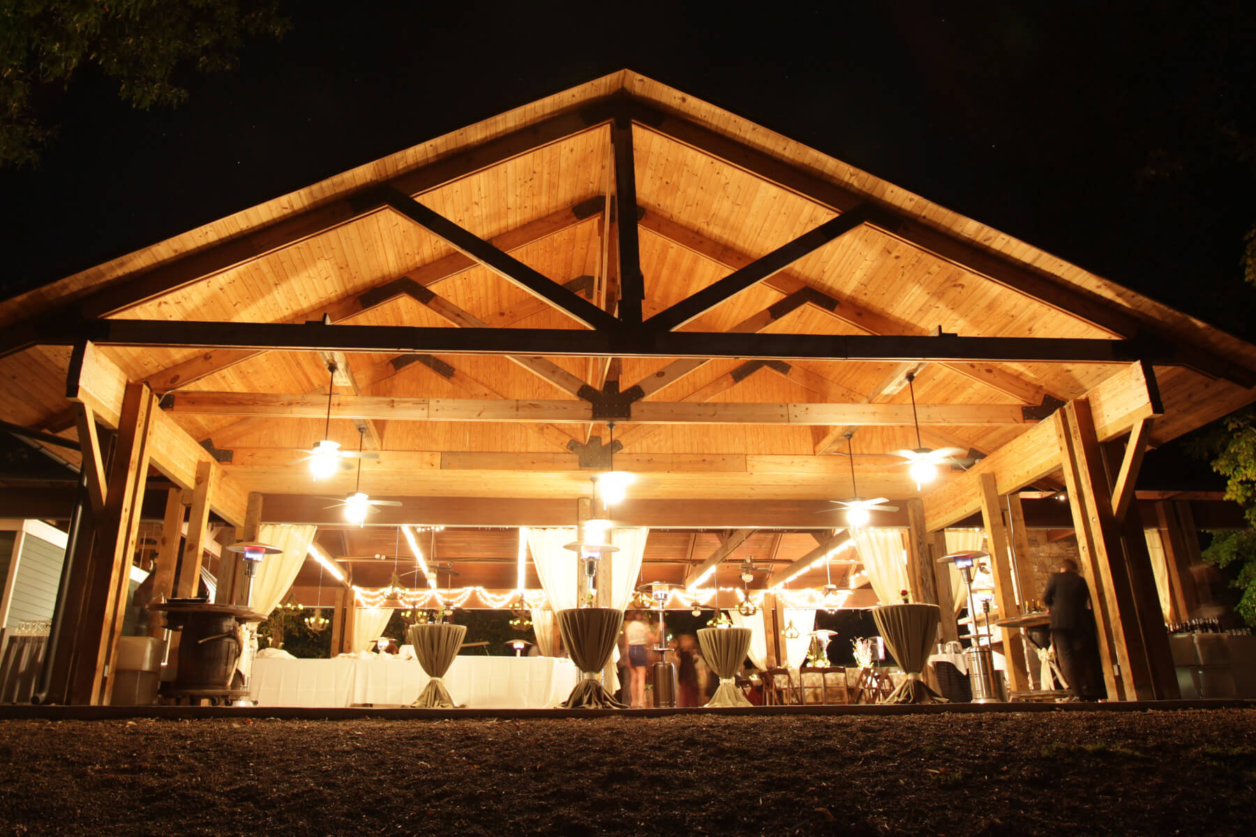 Brasstown Valley Wedding Venues Sunset Pavilion1