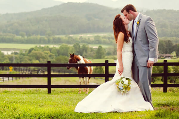 Brasstown Valley Weddings