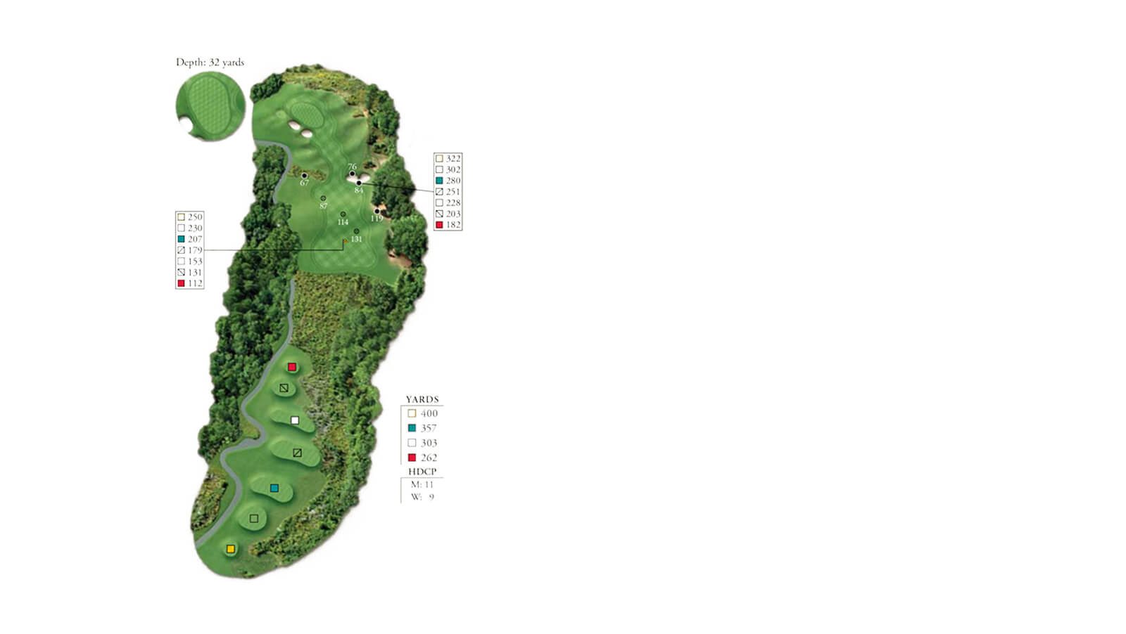 GolfSlider Course1