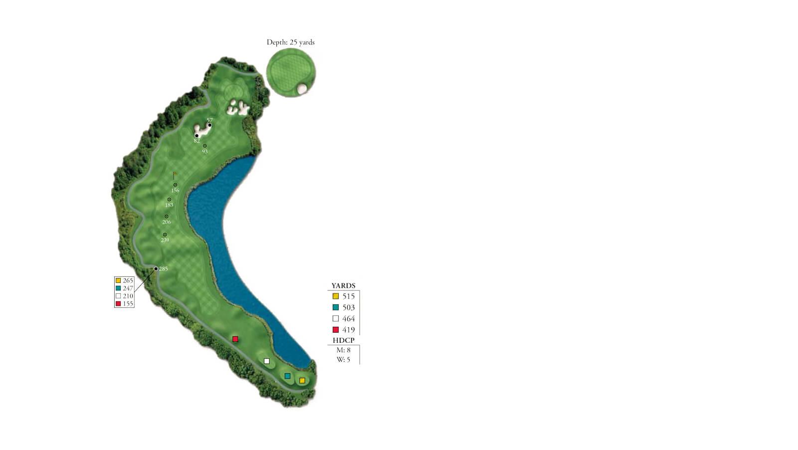 GolfSlider Course15
