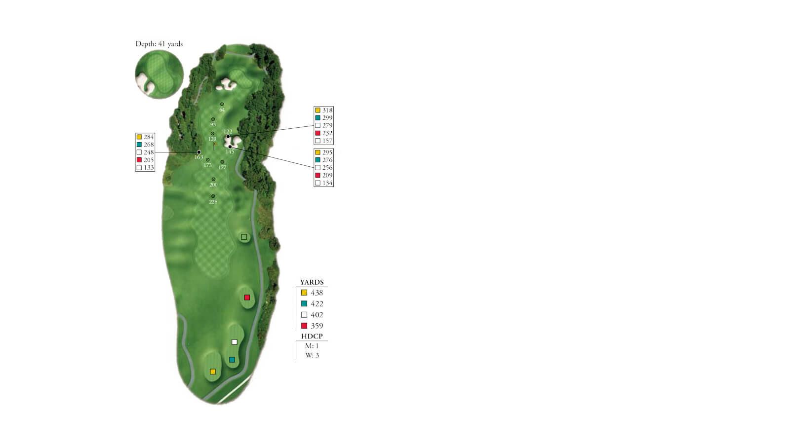 GolfSlider Course18