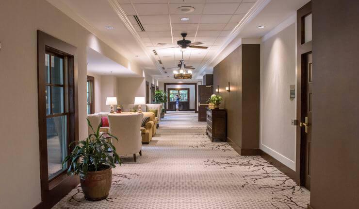 Cedear Knob Hallway 2