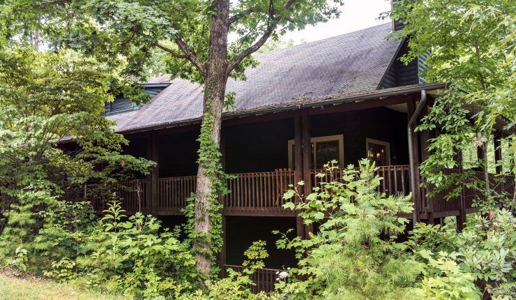 Cottage exterior 3