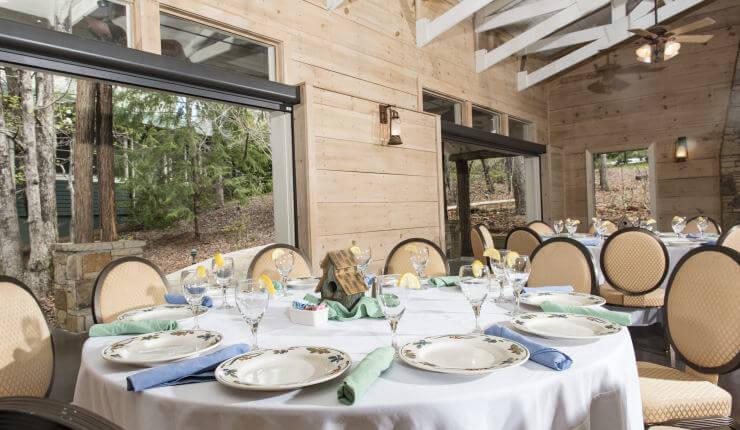 Creekside Banquet 5