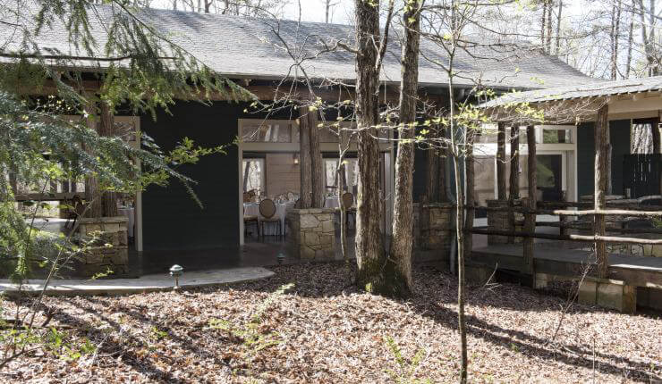 Creekside Pavilion