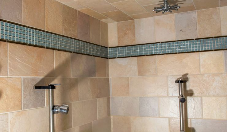 Spa Suite Experience Shower