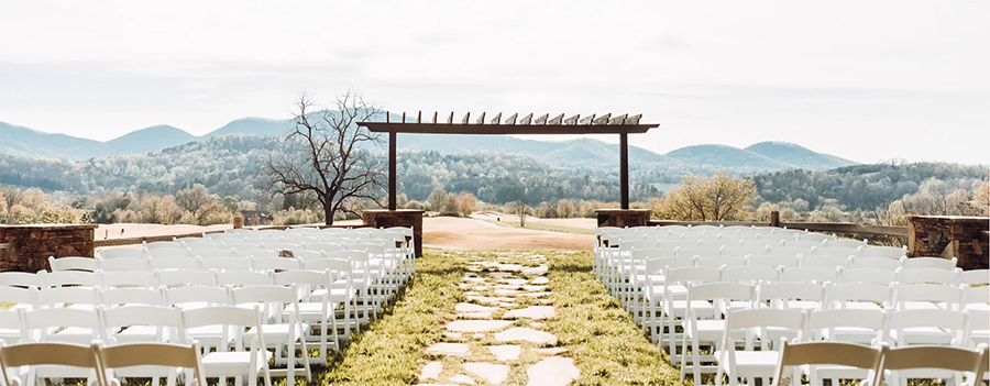 Brasstown Valley Resort Wedding Venue