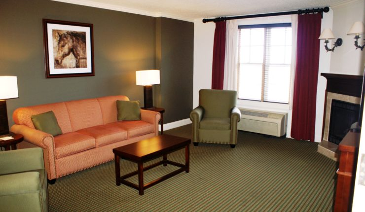 Lodge Suite King