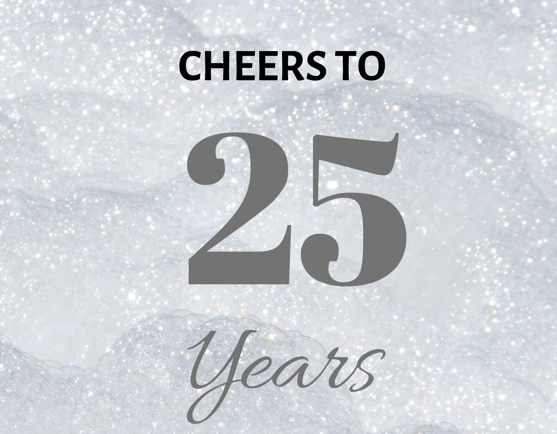 Cheers to years