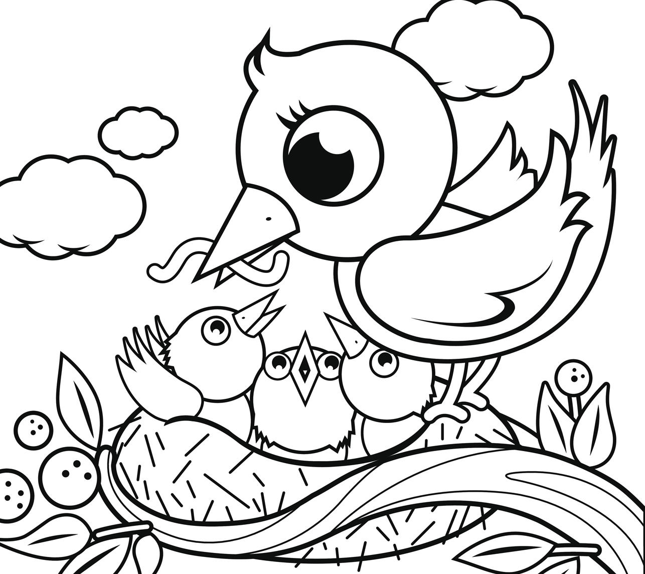 Coloring Pages Blog Post