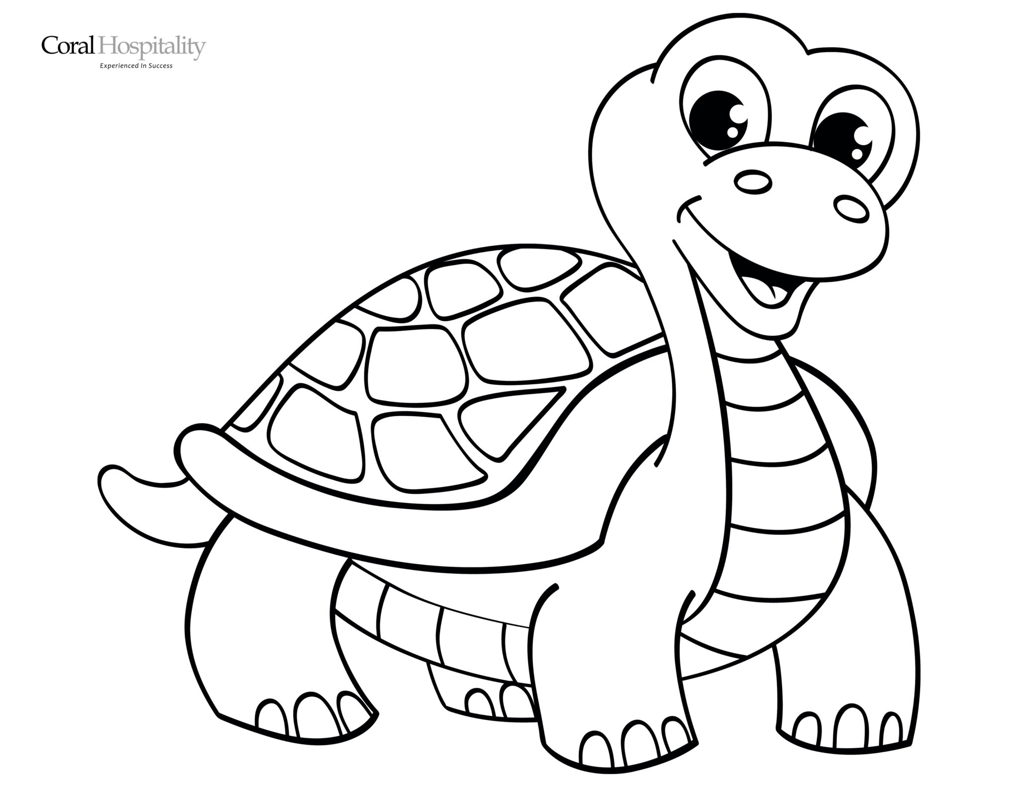 Coloring Turtle