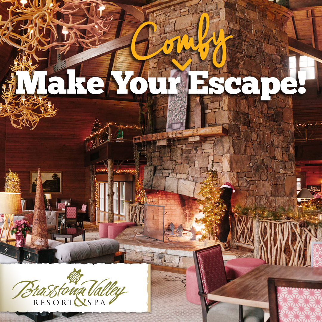 Brasstown Valley Resort Make Your Comfy Escape x